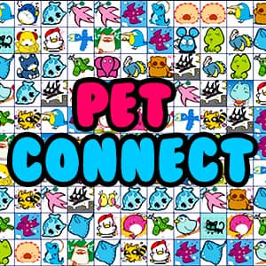 Mahjong Pet Connect